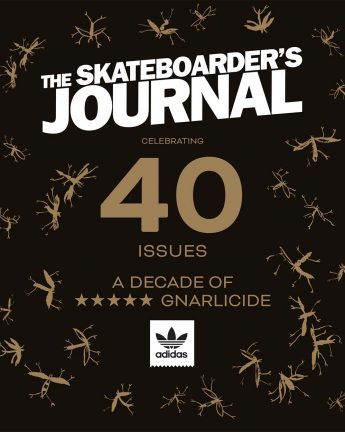 CELEBRATING A DECADE OF FIVE STAR GNARLICIDE