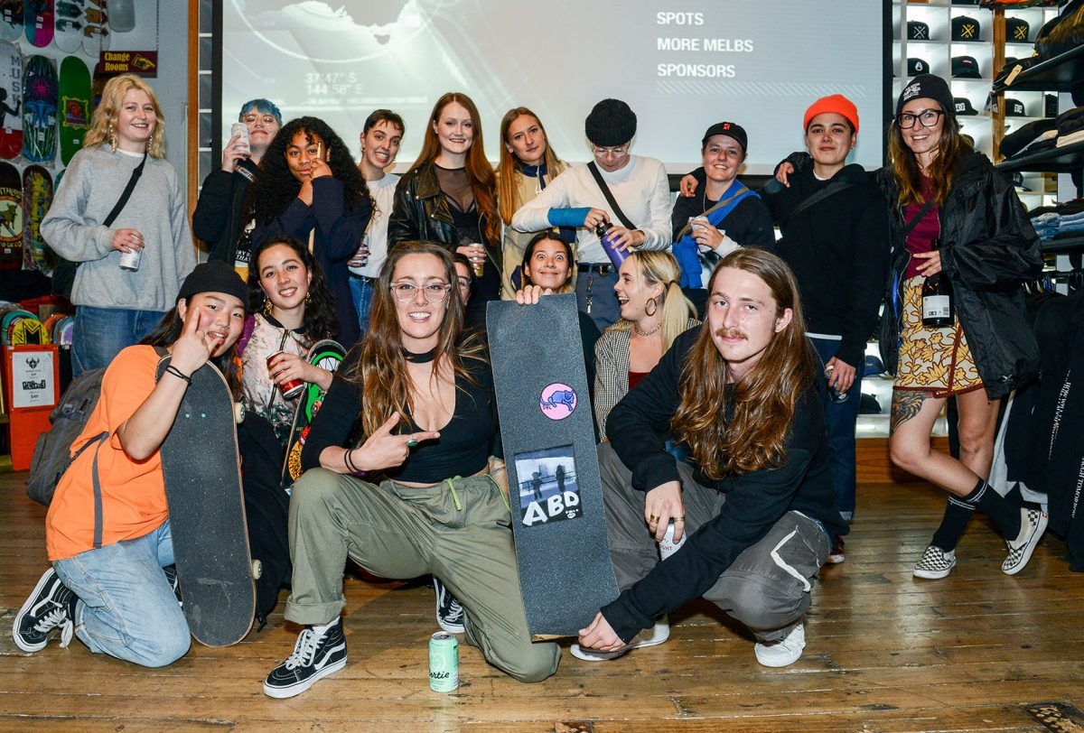 DNL CREW'S 'ABD' PREMIERE: FAST TIMES MELBOURNE [DNL?] - Three letter acronyms, a full house and nothin but love...
