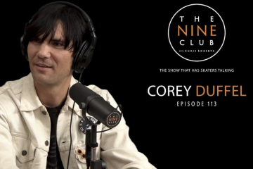 THE NINE CLUB: COREY DUFFEL