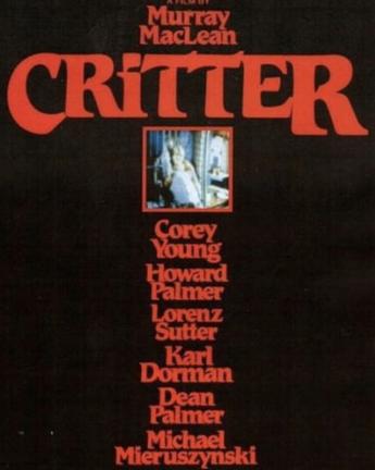 MURRAY MACLEAN'S: 'CRITTER'