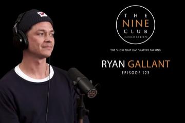 THE NINE CLUB – RYAN GALLANT