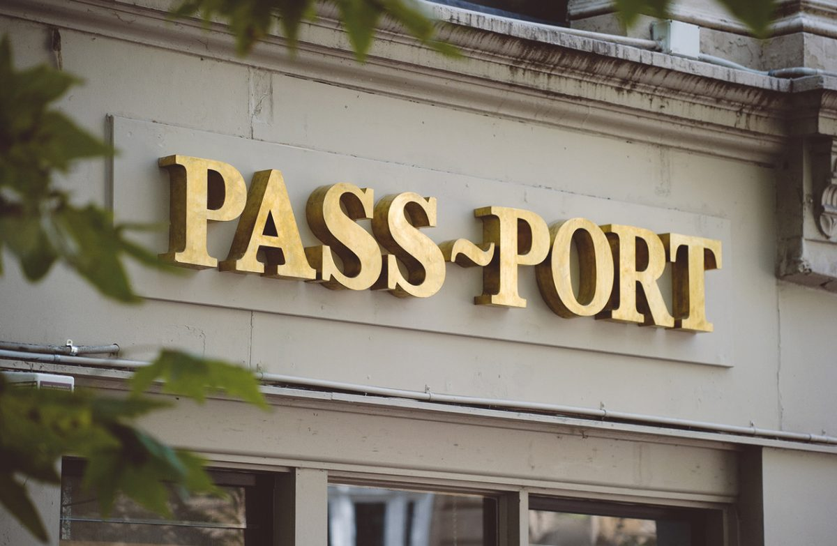 THE HOUSE THAT PASS~PORT BUILT… - SYDNEY STORE - OPEN NOW!!!