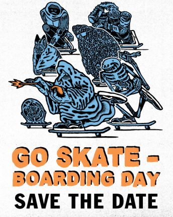 VANS PRESENTS – GO SKATEBOARDING DAY!