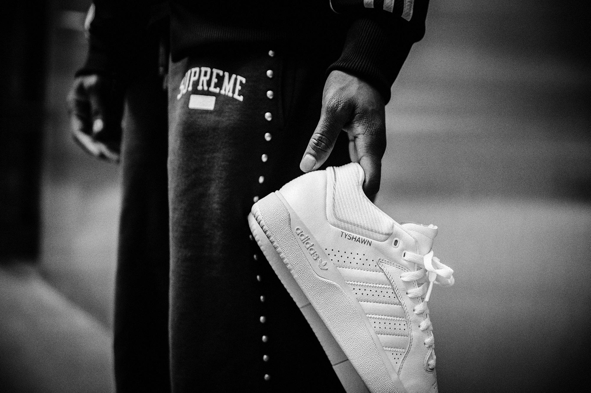 Adidas Tyshawn Weartest