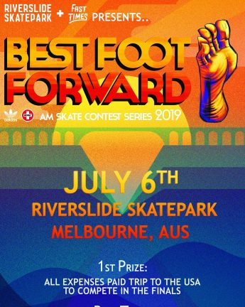 BEST FOOT FORWARD – AM SERIES 2019