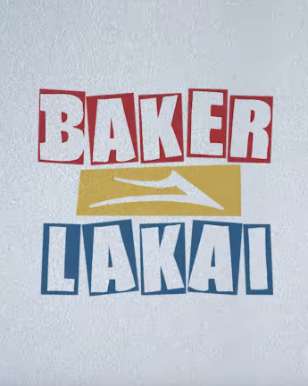 LAKAI x BAKER – RILEY HAWK COLLECTION