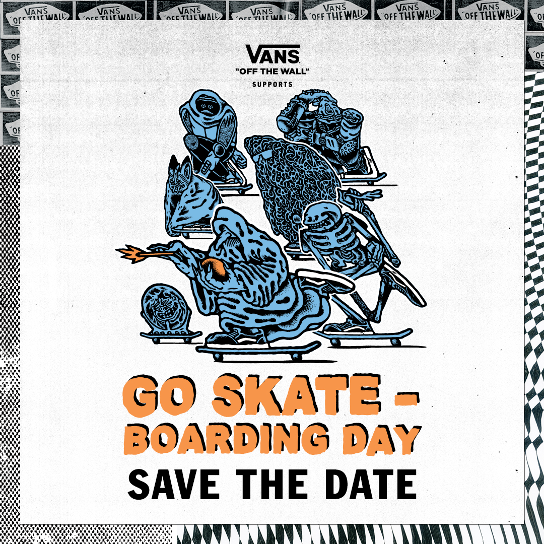 VANS PRESENTS – GO SKATEBOARDING DAY! - AUSTRALIAN EVENTS!!!