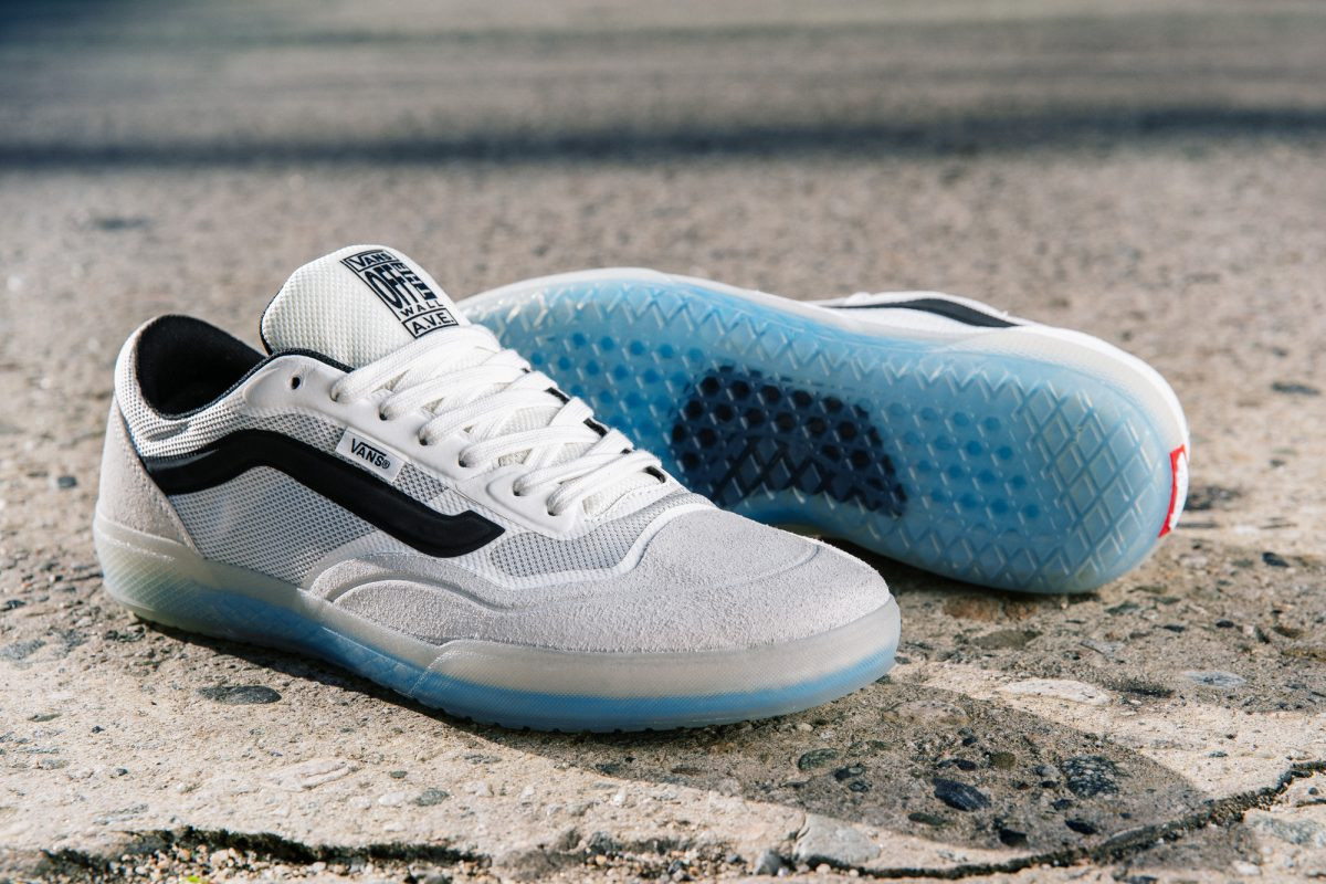 VANS RELEASES: THE LATEST AVE PRO - Featuring 'Ultimate Waffle Cupsole' Tech...