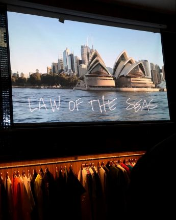 ADIDAS PRESENTS: 'LAW OF THE SEAS' PREMIERE