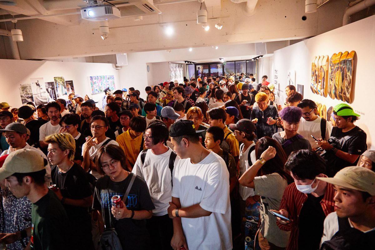 A WEEK IN TOKYO WITH ADIDAS – THE SHOWCASE - PART 2: Local talents from skateboarding and beyond...