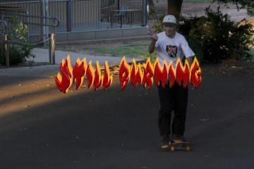 STILL BURNING: BY BRENDAN GARDOLL