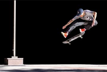 "April Skateboards' ""DIEGO"" Video"
