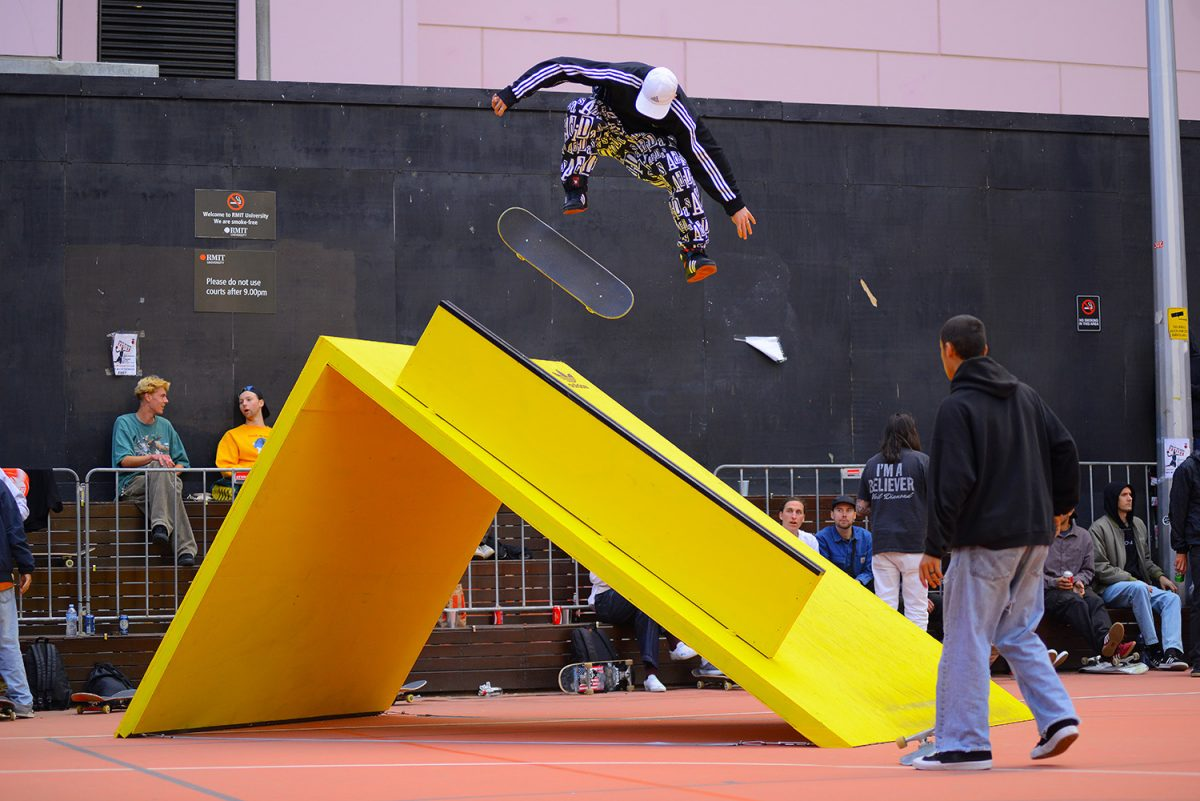 ADIDAS and FAST TIMES PRESENT: #SKATECOPA – MELBOURNE - Amazing city, amazing day...