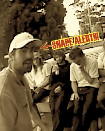 TOM SNAPE – THE THROWBACK MEGA-MIX