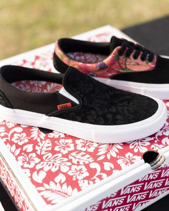 VANS x FAST TIMES COLLAB LAUNCH