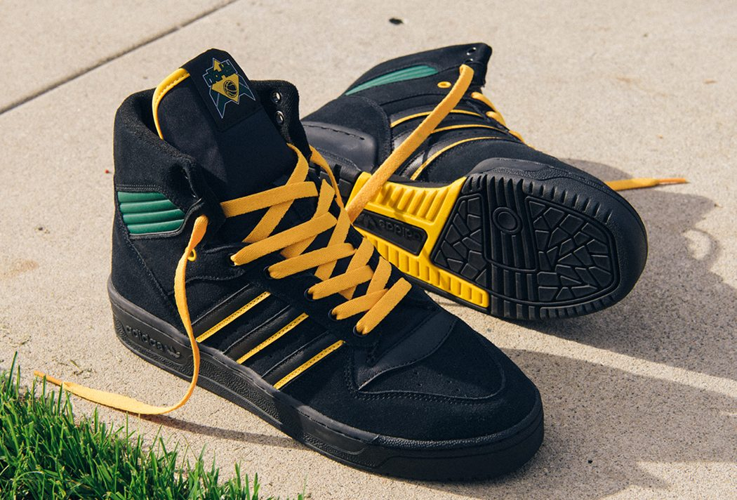NAKEL X ADIDAS REBOOTS A THREE-STRIPES CLASSIC - The Rivalry Hi OG - AVAILABLE NOW!