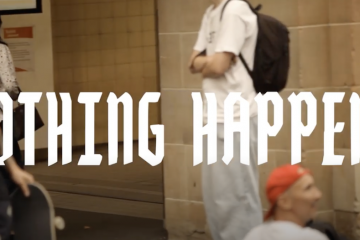 "OPTIK SKATEBOARDS – ""NOTHING HAPPENS™"""