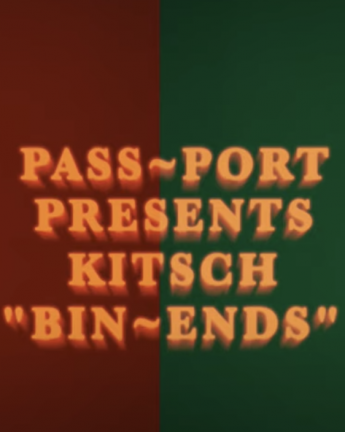 "PASS~PORT – KITCH ""BIN~ENDS"""