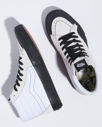 VANS SK8-Hi PRO – THE JACKSON PILZ COLOURWAY