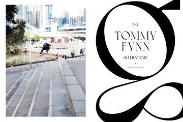 INTERVIEW: TOMMY FYNN