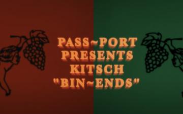"PASS~PORT – KITCH ""BIN~ENDS"""