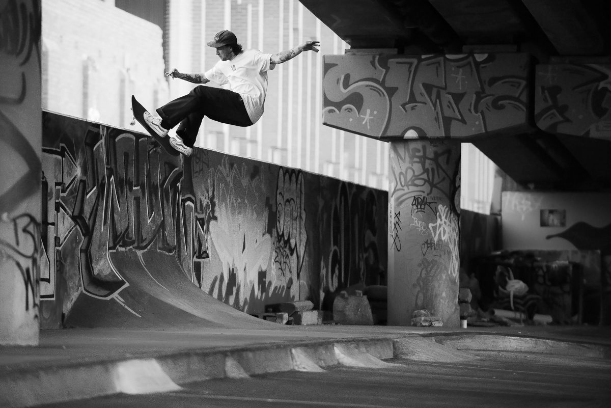 CLOCK-IN: SAM OWBRIDGE - Following up from his 'WELCOME TO HUF AUSTRALIA' part...